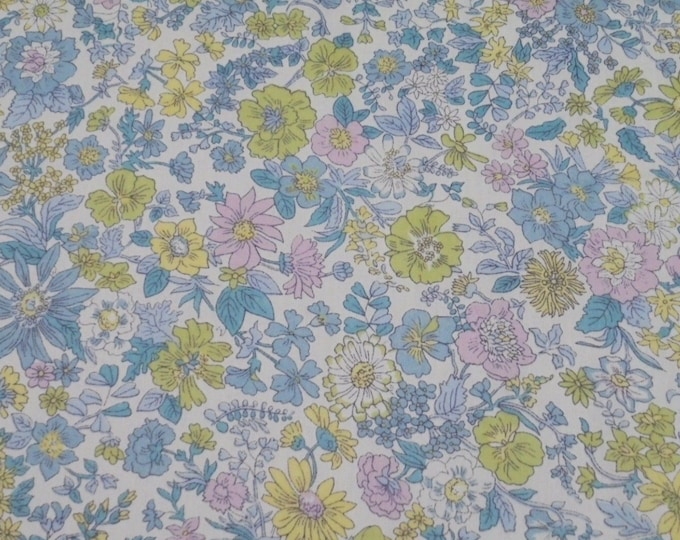 Tana lawn fabric from Liberty of London, Emily