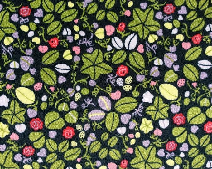 English Pima lawn cotton fabric, priced per 25cm. Capucine