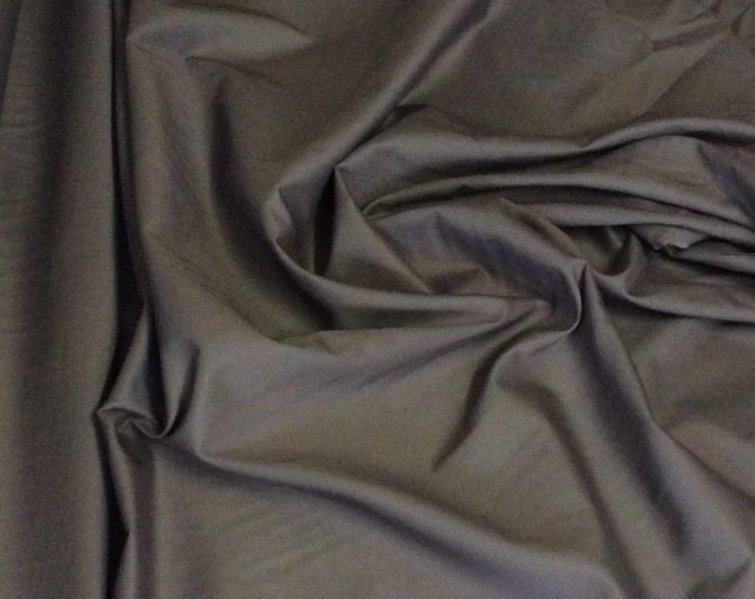 High quality cotton lawn dyed in Japan. Brown grey no16