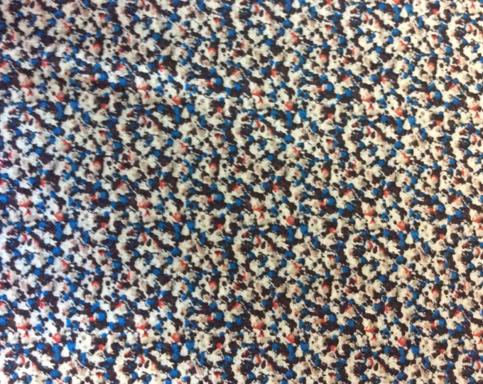 Tana lawn fabric from Liberty of London, pepper