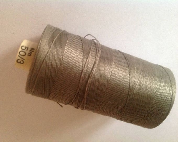 Extra strong sewing thread, Gutermann, soft khaki
