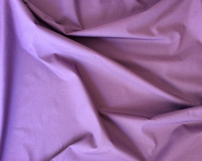 High quality cotton poplin dyed in Japan. blue lilac no20