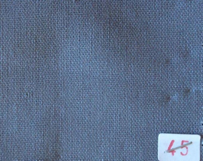 Light cotton canvas, grey no45