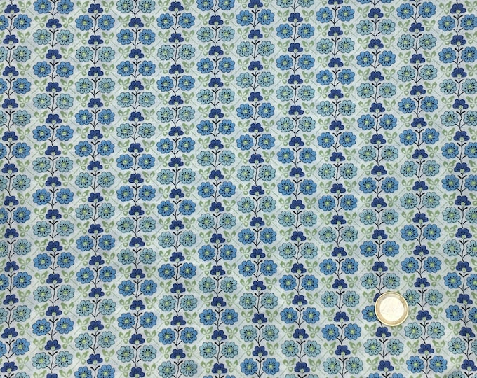 Tana lawn fabric from Liberty of London, Cordelia