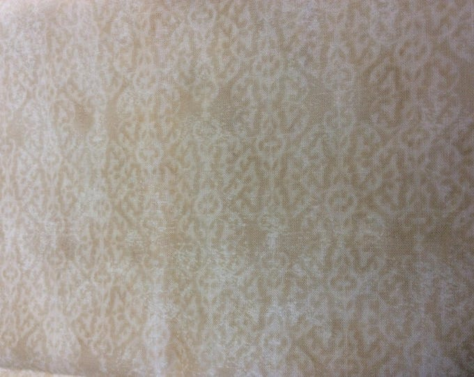 American Moda fabric, beige blender