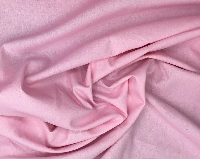 Light cotton canvas, oekotex certified, pink no47