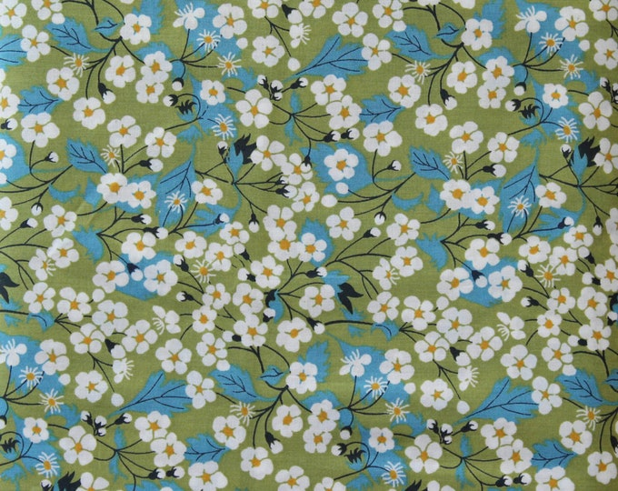 Tana lawn fabric from Liberty of London, Mitsi