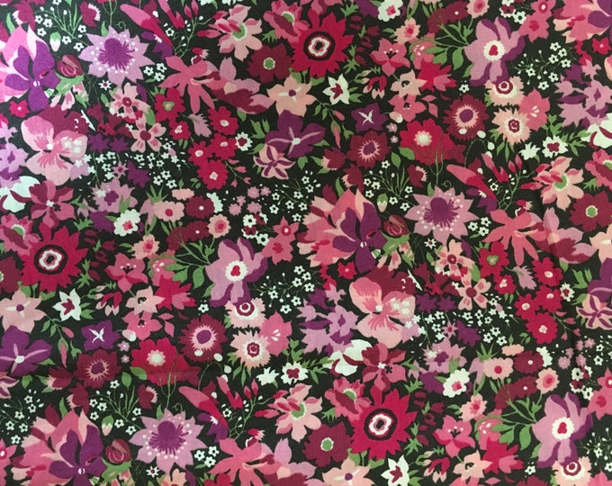 Tana lawn fabric from Liberty of London, Manuela
