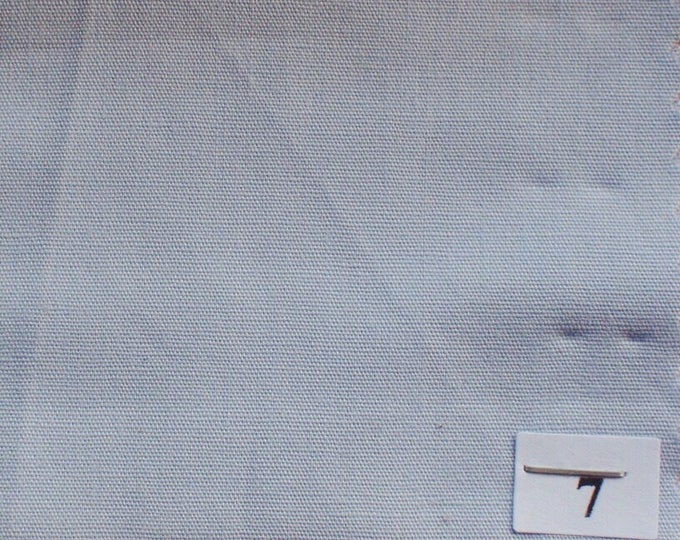 High quality cotton poplin dyed in Japan, light grey no7