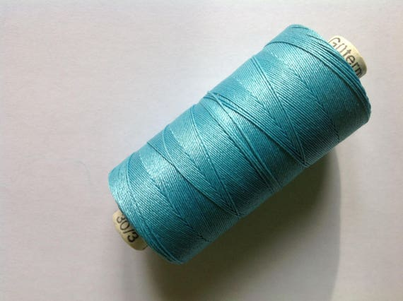 Extra strong Gutermann sewing thread, ice blue no714