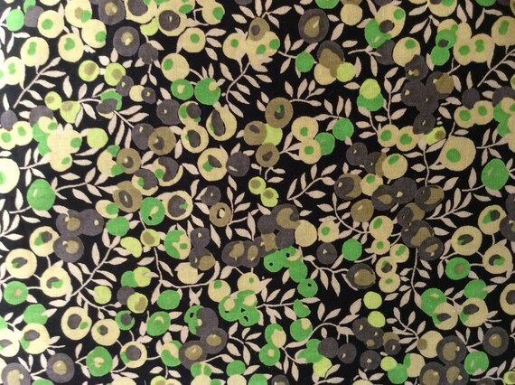 Tana lawn fabric from Liberty of London, Wiltshire
