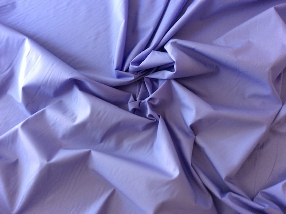 High quality cotton poplin dyed in Japan. Lavender no19