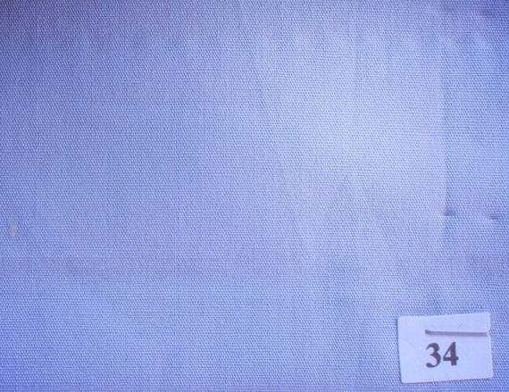 High quality cotton poplin dyed in Japan, lavender blue no34