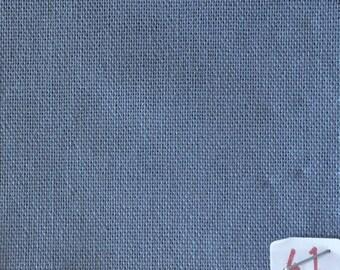 Light cotton canvas, storm blue no41
