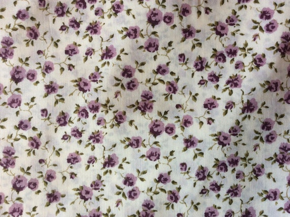 Tana lawn fabric from Liberty of London, Nina 0076J