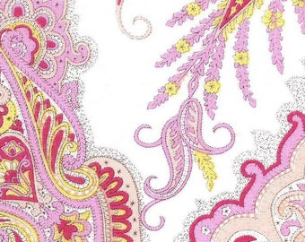 Fabric liberty of London, Lord Paisley pattern