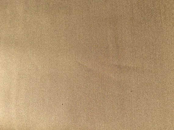 Genuine high quality cotton twill, perfect for trenchs