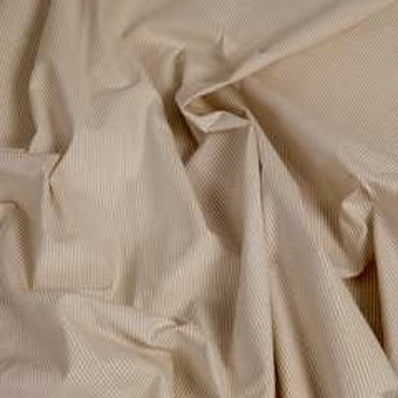 High quality cotton poplin dyed in Japan. Nude-beige no10