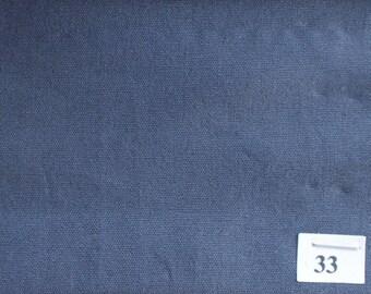 High quality cotton poplin, storm blue no33