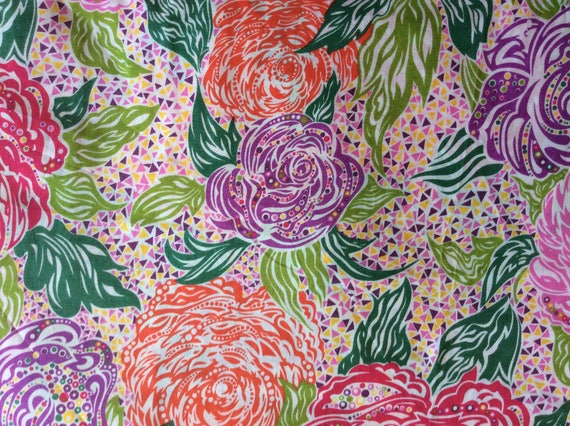 Tana lawn fabric from Liberty of London, Kate Ada