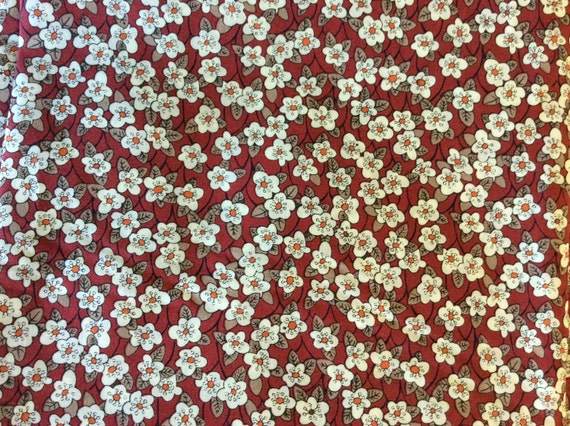 Tana lawn fabric from Liberty of London, Ffion