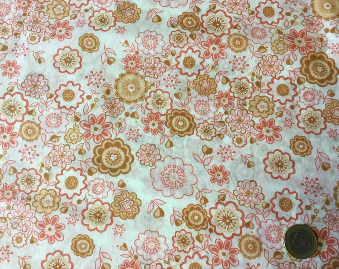 Tana lawn fabric from Liberty of London, Lauren Vintage