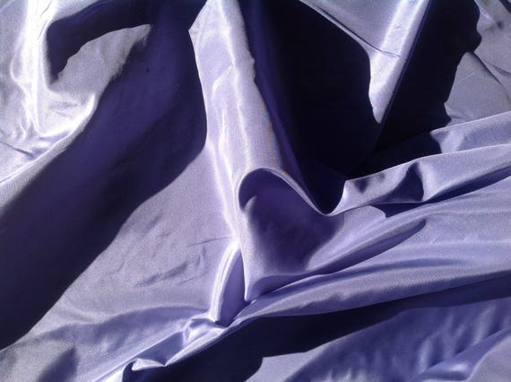 Pure silk fabric, lilac