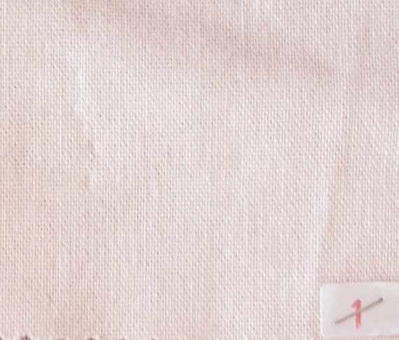 High quality soft cotton canvas dyed in Japan, pink nr1