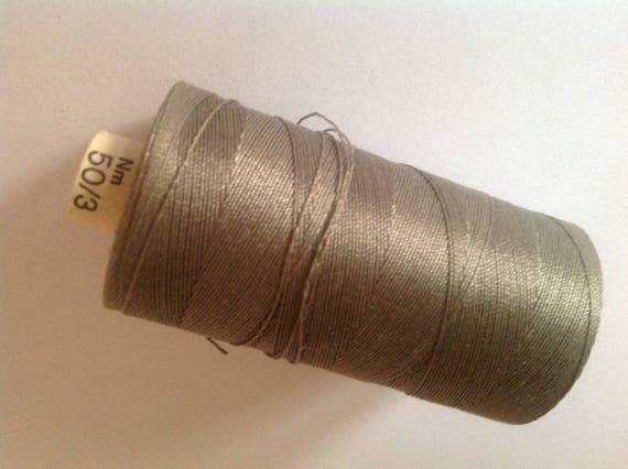 Extra strong sewing thread, Gutermann, soft khaki