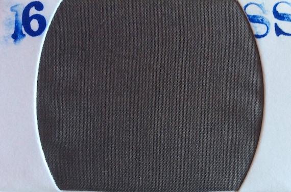 Plain Cotton Lawn Fabric Dark Umbra Grey No16 Etsy Please consider reading this notice. etsy