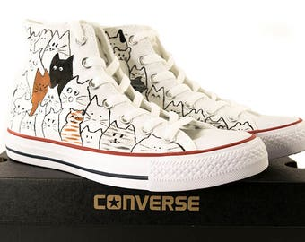 d492fefe6473 Choose  Converse high top or No Brand
