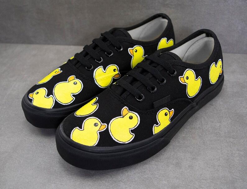 e9d2175a2d1d Rubber Duck Sneakers Duck Sneakers Sneakers Custom