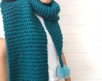 Penelope Scarf Knitting Kit