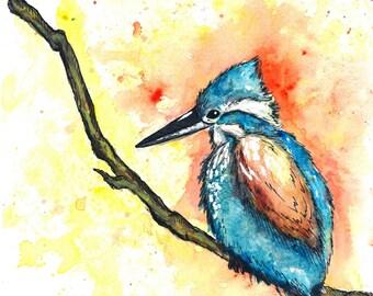 Bird Study Number 4