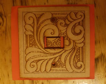 Light Switch Covers Wooden Laser Cut And Engraved Etsy
