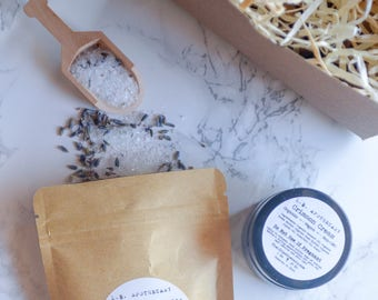 Menstrual Gift Pack / Menstrual Cycle / Period Pain / Self Care /  Gift for Her / Period Pad / Moon Cycle / Bath Salts / Spa Birthday Gift