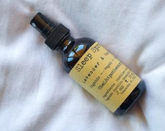 Sleep Spray / Pillow Spray / Natural Sleep Aid / Essential Oils / Lavender /  Gift / Lavender Spray / Essential Oil Spray / Yogi / Birthday