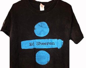 b66168eae5 Ed Sheeran Concert Tour T-Shirt