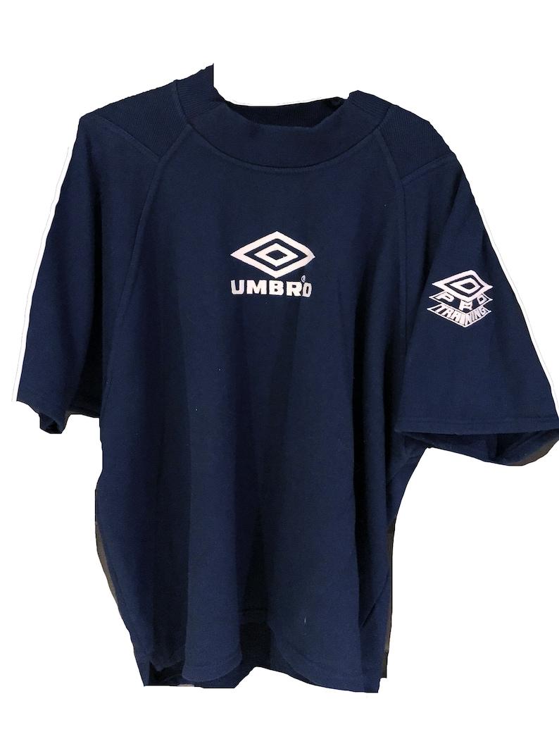 835d1065dd 90s Vintage UMBRO Crewneck T-Shirt | Etsy