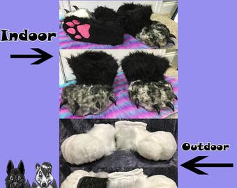 Custom Foot Paws