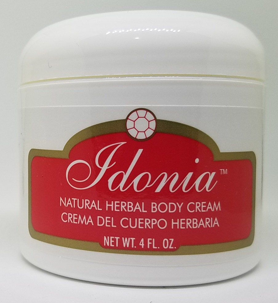 Idonia Natural Body Cream Diabetic Foot Care Etsy