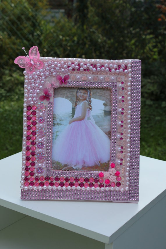 Princess Picture Frame Photo Frame 5 X 7 Inches 127 X Etsy