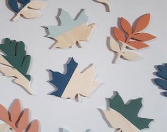 Wooden sheet to hang