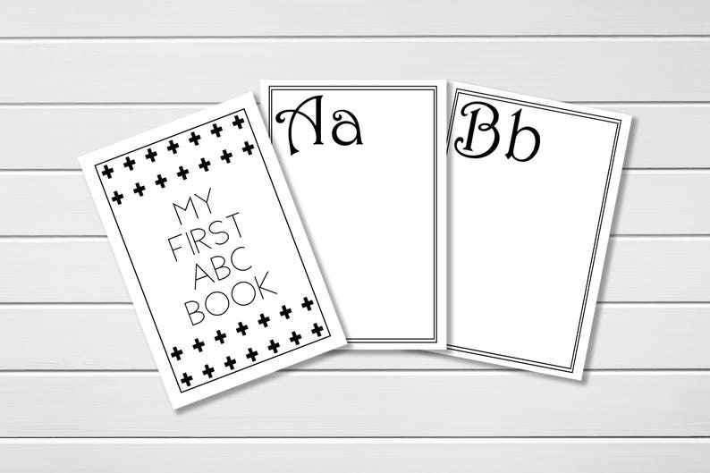 photograph relating to Alphabet Book Printable identified as Do-it-yourself ABC Reserve. Youngster Shower Alphabet Ebook, Printable ABC Guide, Printable Alphabet Ebook, Little one Shower Alphabet Match, Printable Child Shower Video games