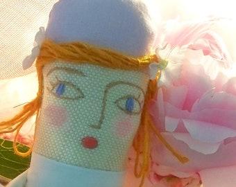 Little Handmade Decorative Doll