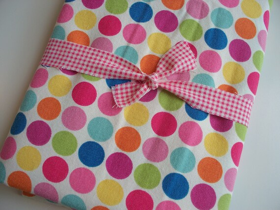 Bright Dots Yardage Fabric For Craft Projects Home Decor