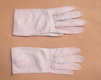 Vintage Pink Kid Gloves