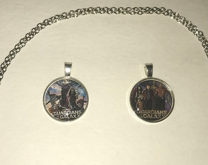 Guardians of the Galaxy Pendant necklace