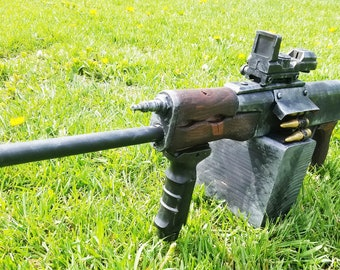 b5fb37c080a53 Impractical Not Very Accurate AK47-ish Machine Gun Prop Gun