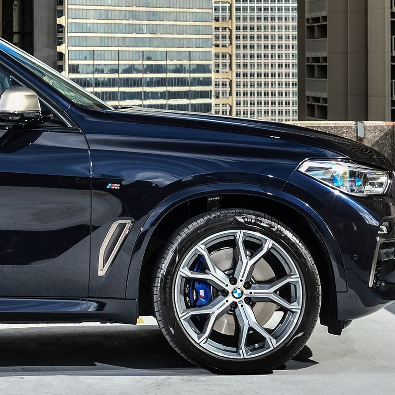 M-power poster. BMW X5 canvas set for wall decoration Car wall decor BMW wall art BMW poster